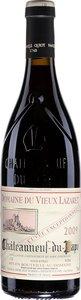 Domaine Du Vieux Lazaret Cuvée Exceptionnelle Châteauneuf Du Pape 2007 Bottle