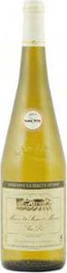 Domaine La Haute Fevre Sèvre & Maine Sur Lie Muscadet 2013 Bottle
