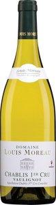 Louis Moreau Chablis Vaulignot Premier Cru 2012 Bottle