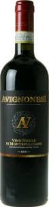 Avignonesi Vino Nobile Di Montepulciano 2007, Docg Bottle