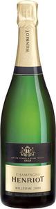 Henriot Millésimé Vintage Brut Champagne 2003 Bottle