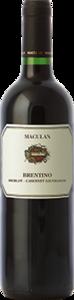 Maculan Brentino Merlot/Cabernet Sauvignon 2012, Igt Veneto Bottle