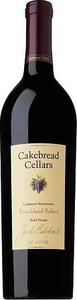 Cakebread Benchland Select Cabernet Sauvignon 2010, Napa Valley Bottle