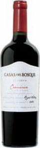 Casas Del Bosque Reserva Carmenère 2012, Rapel Valley Bottle