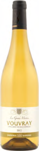 Donatien Bahuaud Les Grands Mortiers Vouvray 2013 Bottle