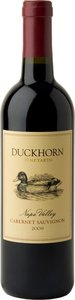 Duckhorn Cabernet Sauvignon 2012, Napa Valley Bottle