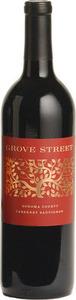 Grove Street Cabernet Sauvignon 2012, Sonoma County Bottle