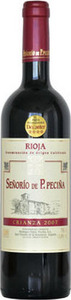 Hermanos Peciña Señorío De P. Peciña Crianza 2009, Doca Rioja Bottle