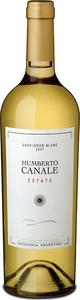 Humberto Canale Estate Sauvignon Blanc 2013, Alto Valle Del Río Negro, Patagonia Bottle
