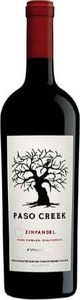 Paso Creek Zinfandel 2012, Paso Robles Bottle