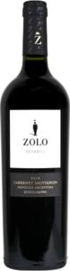 Zolo Reserve Cabernet Sauvignon 2012, Mendoza Bottle