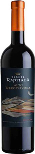 Rapitala Alto Nero D'avola 2012, Igt Sicilia Bottle