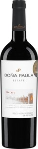 Doña Paula Estate Malbec 2011 Bottle