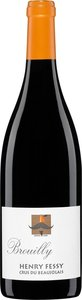 Henry Fessy Brouilly Crus Du Beaujolais 2012 Bottle