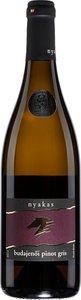 Nyakas Budajenoi Pinot Gris 2012, Etyek Buda Bottle