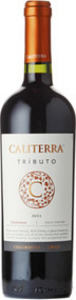 Caliterra Tributo Single Vineyard Carmenère 2011, Colchagua Valley Bottle
