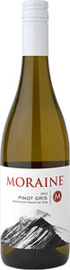 Moraine Pinot Gris 2013, BC VQA Okanagan Valley Bottle