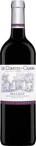 Les Comtes De Cahors 2012 Bottle