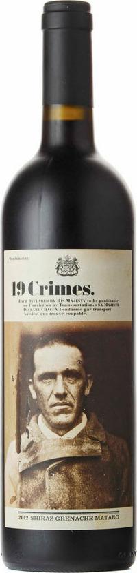 wines  Crimes Shiraz Grenache Mataro