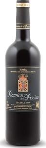Ramirez De La Piscina Crianza 2009, Doca Rioja Bottle