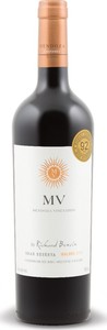 Mendoza Vineyards Gran Reserva Malbec 2010, Mendoza Bottle
