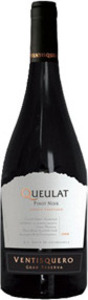 Ventisquero Queulat Gran Reserva Pinot Noir 2012, Single Vineyard, Casablanca Valley Bottle