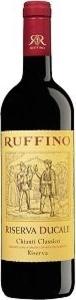 Ruffino Chianti Classico Riserva Ducale 2004, Tuscany Bottle