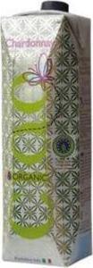 Ciao Chardonnay Organic Carton (1000ml) Bottle
