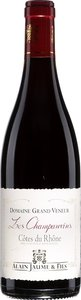 Domaine Grand Veneur Les Champauvins 2012, Ac Cotes Du Rhone Villages Bottle