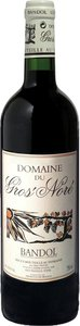 Domaine Du Gros Noré Bandol 2010 Bottle