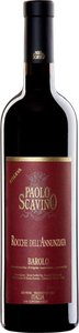 Paolo Scavino Rocche Dell'annunziata Riserva Barolo 2008 Bottle