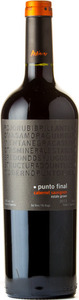 Renacer Punto Final Cabernet Sauvignon 2012 Bottle
