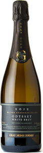 Gray Monk Odyssey White Brut 2010, Okanagan Valley Bottle