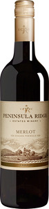 Peninsula Ridge Merlot 2012, VQA Niagara Peninsula Bottle