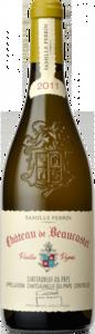 Château Beaucastel Roussanne Vieilles Vignes Châteauneuf Du Pape 2011 Bottle