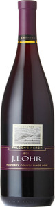 J. Lohr Falcon's Perch Pinot Noir 2012, Monterey County Bottle