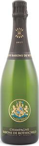 Barons De Rothschild Brut Champagne Bottle