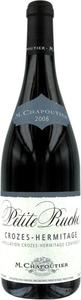 M. Chapoutier Petite Ruche Crozes Hermitage 2012, Ac Bottle