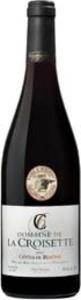 Domaine De La Croisette Côtes Du Rhône 2011, Ac Bottle