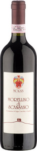 Moris Morellino Di Scansano 2012, Docg Bottle