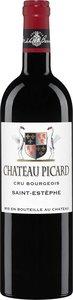 Château Picard 2010, Ac St Estèphe Bottle