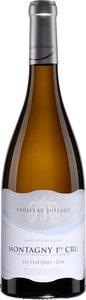Domaine Feuillat Juillot Montagny Premier Cru Les Platières 2013 Bottle