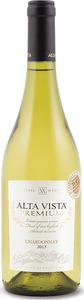 Alta Vista Premium Chardonnay 2013, Mendoza Bottle