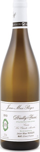 Jean Max Roger Cuvée Les Chante Alouettes Pouilly Fumé 2013 Bottle
