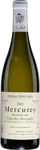 Domaine Michel Juillot Mercurey Premier Cru Clos Des Barraults 2010 Bottle