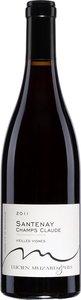 Lucien Muzard Santenay Champs Claude Vieilles Vignes 2010 Bottle