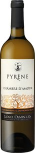Lionel Osmin Pyrène Chambre D'amour 2013 Bottle
