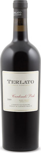 Terlato Cardinals' Peak Red 2009, Napa Valley Bottle