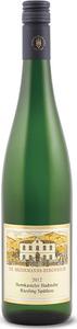 Dr. Heidemanns Bergweiler Bernkasteler Badstube Riesling Spätlese 2012 Bottle