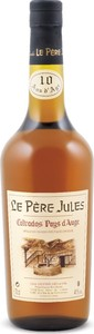 Le Père Jules Pays D'auge 10 Year Old Calvados, Ac Calvados Pay D'auge (700ml) Bottle
